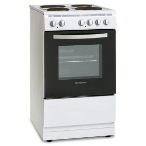 Montpellier Single Cavity Electric Cooker - MSE50W The Appliance Centre NI