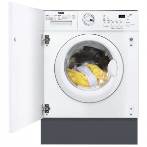 Zanussi 7kg Built In Washer Dryer – ZWT71201WA The Appliance Centre NI