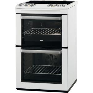 Zanussi 55cm Electric Cooker - ZCV554MW The Appliance Centre NI