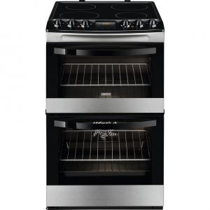 Zanussi 55cm Electric Cooker -ZCV48300XA The Appliance Centre NI