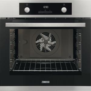 Zanussi Electric Single Oven - ZOA35972XK The Appliance Centre NI