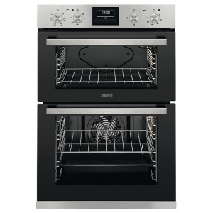 Zanussi Electric Built in Double Oven - ZOD35661XK The Appliance Centre NI