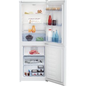 Beko Frost Free Fridge Freezer - CFG1552W The Appliance Centre NI
