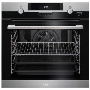 AEG Electric Single Oven - BPK552220M The Appliance Centre NI