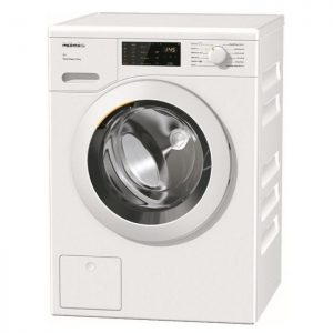 Miele WCD120 W1 8kg Front-Loading Washing Machine-White The Appliance Centre NI