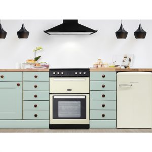 Montpellier RMC61CC Freestanding 60cm Mini Range Cookers The Appliance Centre NI