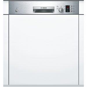 Bosch Semi-Integrated Dishwasher - SMI50C15GB The Appliance Centre NI
