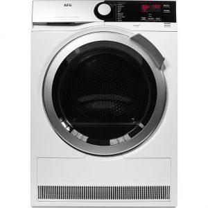 AEG 8kg Heat Pump Tumble Dryer - T7DEE835R The Appliance Centre NI