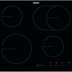 Zanussi Frameless Ceramic - ZHRN643K The Appliance Centre NI