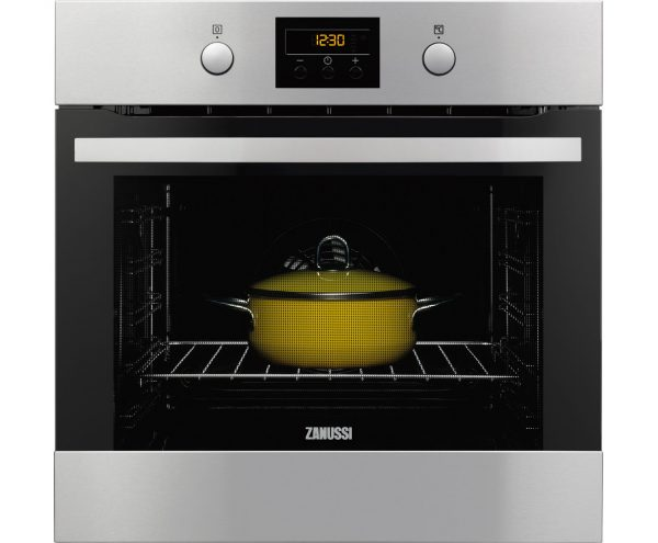 ZANUSSI ZOP37902XK Electric Oven – Stainless Steel The Appliance Centre NI