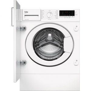 BEKO WTIK74111 Integrated 7 kg 1400 Spin Washing Machine The Appliance Centre NI